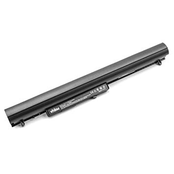 vhbw Li-Ion batería 2600mAh (14.8V) Negro para Ordenador portátil Laptop Notebook como HP OA04, TPN-Q129, TPN-Q130, TPN-Q131, TPN-Q132: Amazon.es: ...