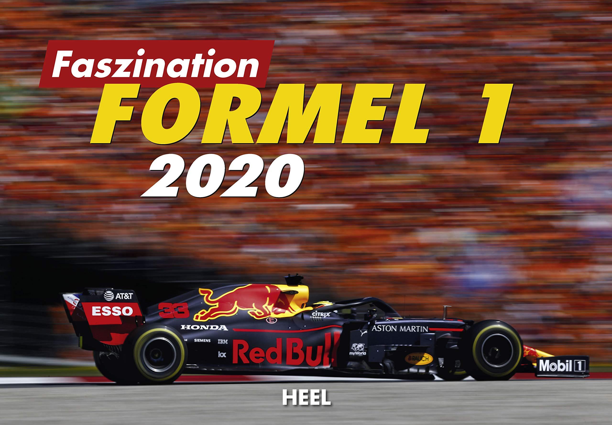 Faszination Formel 1 2020: Grand Prix in der Königsklasse des Motorsports
