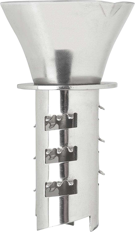 HIC Harold Import Co Citrus Spout Citrus Juicer, 18/8 Stainless Steel