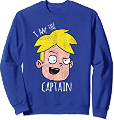 Final Space Im the Captain Gary Sweatshirt