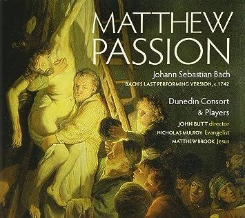 Matthew Passion St