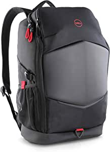 Dell Gaming 17-Inches Backpack, Black/Red, 460-BCKR