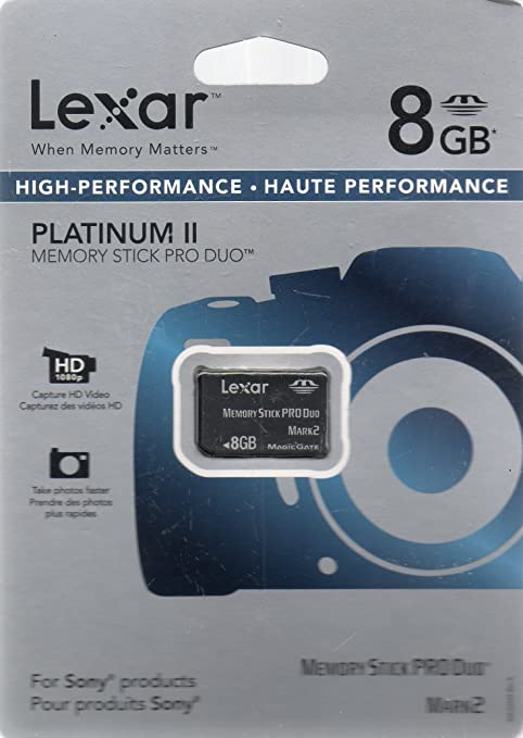 Amazon.com: Lexar Media – Tarjeta de memoria flash: Electronics