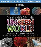National Geographic Mysteries Of The Uns [Blu-ray]