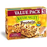 Nature Valley Gluten Free Salted Caramel Nut Protein Chewy Bars 14.2 oz