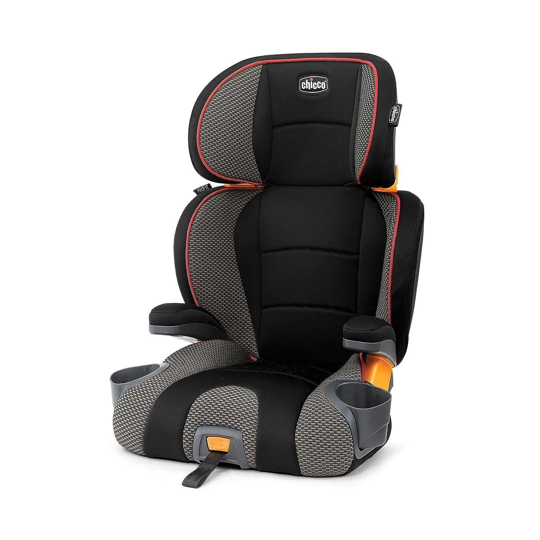 Chicco KidFit Belt Positioning Booster Seat, Atmosphereblack 7975057