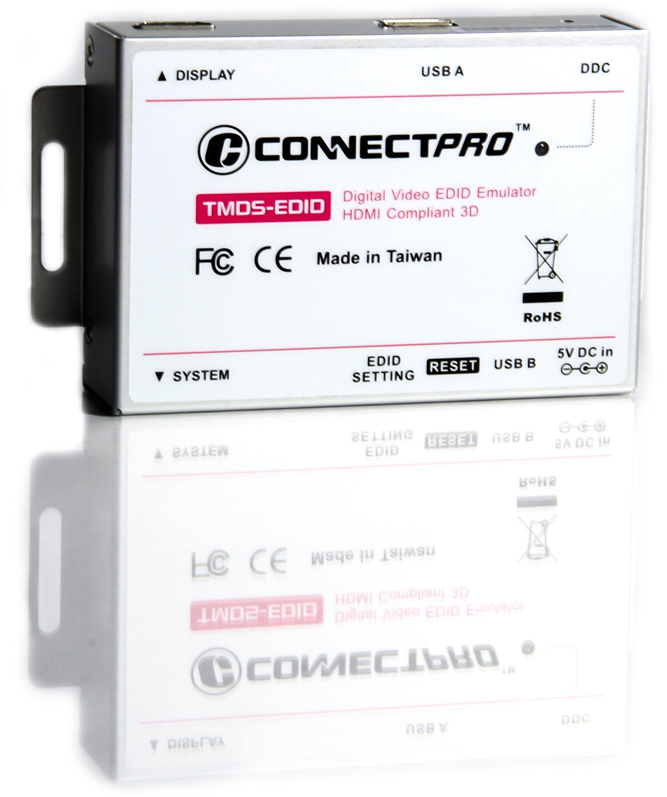 ConnectPRO TMDS-KITU1, HDMI EDID/DDC Video Ghosting Emulator