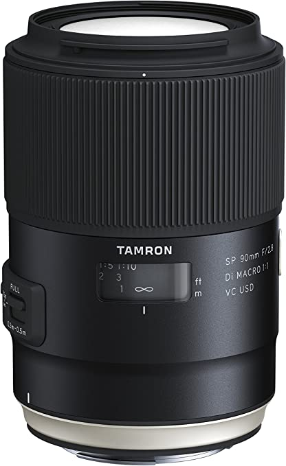 Tamron SP AF 90mm F/2.8 Di VC USD Macro 1:1: Amazon.es: Electrónica