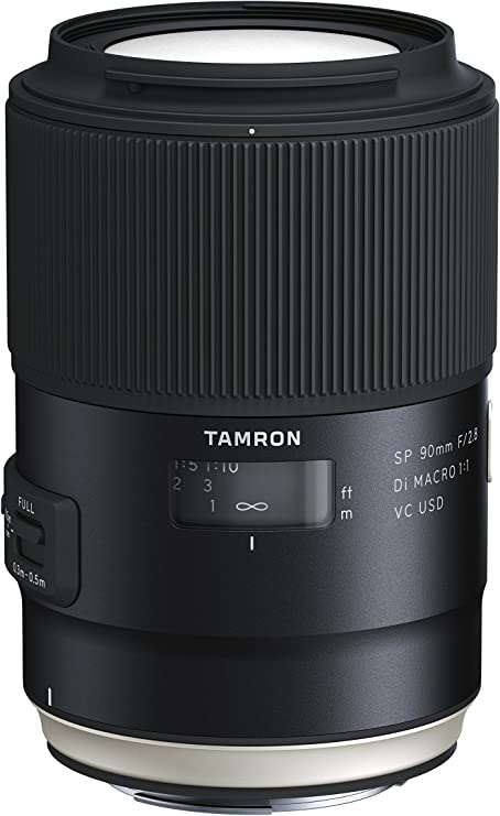 Tamron SP AF 90mm F/2.8 Di VC USD Macro 1:1: Amazon.es: Electrónica