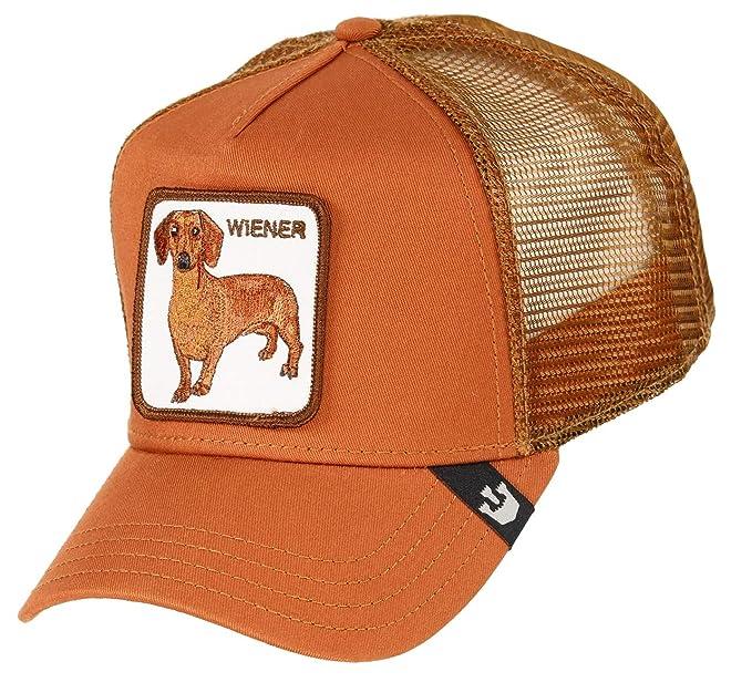 Trucker cap Weiner Dawg//Hund Goorin Bros