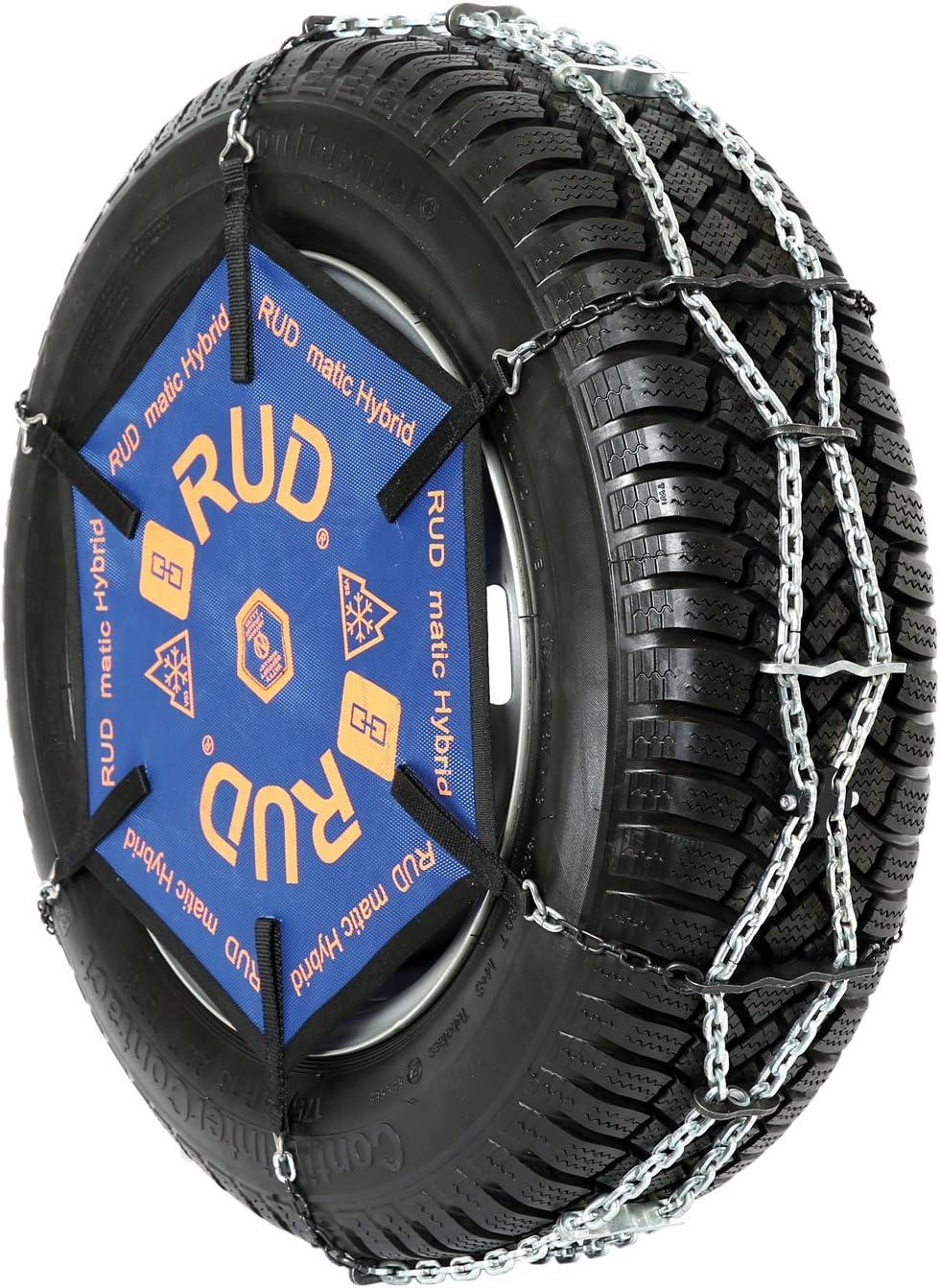 Gr Rud 4717321 Schneeketten Rudmatic Hybrid 1 Paar H109