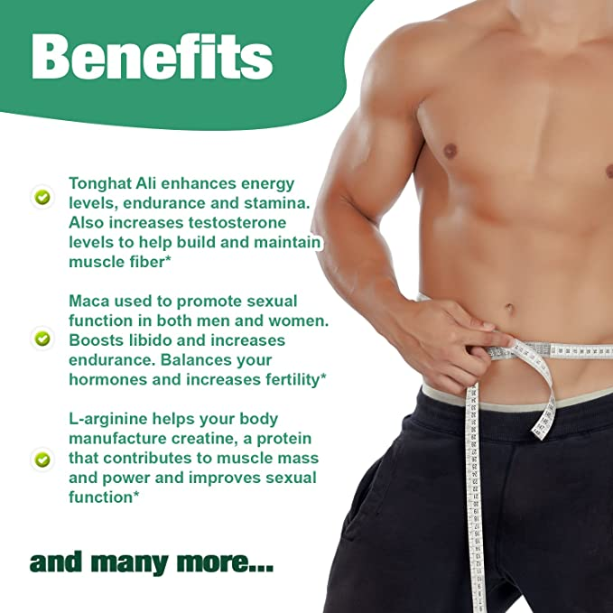 benefits of maca root for males