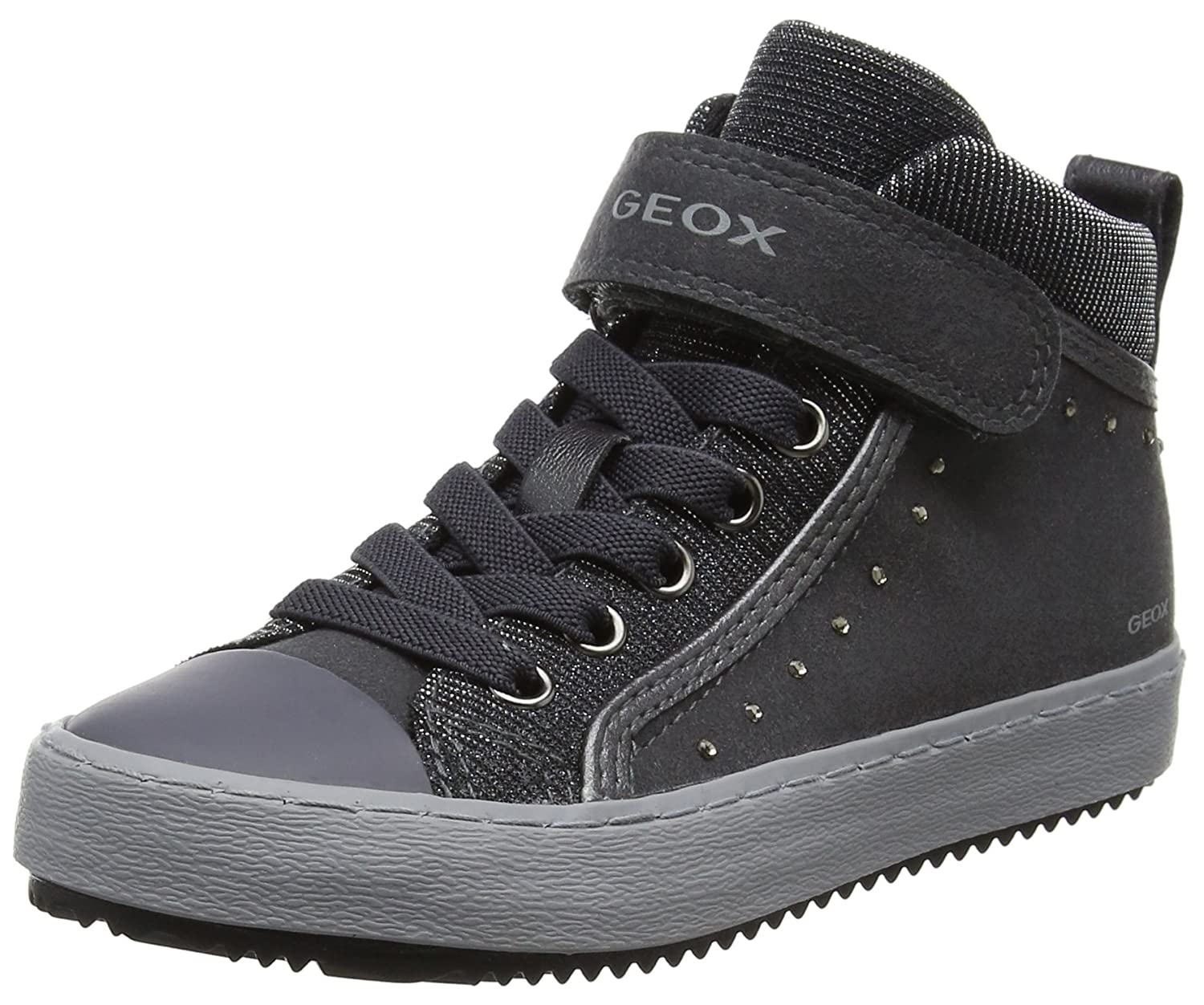 Geox J Kalispera Girl I, Baskets Hautes Fille