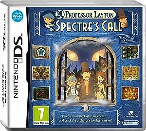 Professor Layton and the Spectre's Call (Nintendo DS) [Importación inglesa]