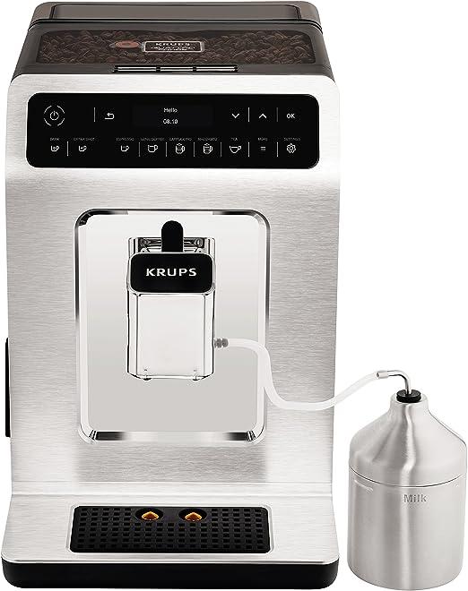 Krups Evidence EA891C Independiente Totalmente automática Máquina ...