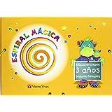 Espiral Mágica. Segundo Trimestre. 3 Años (Espiral Magica Material Alumno) - 9788431696023