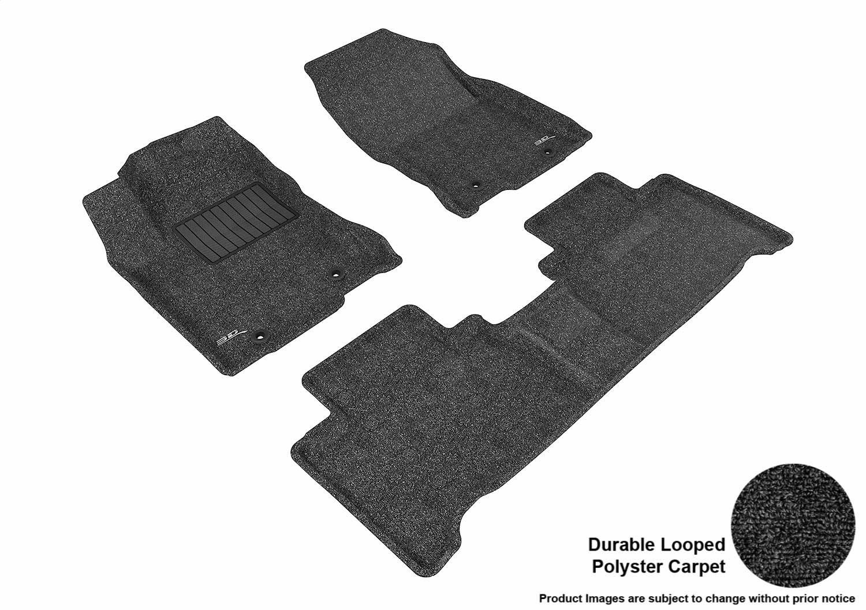 2012 Lincoln MKZ Pink Driver 2010 GGBAILEY D50330-S1A-PNK Custom Fit Car Mats for 2007 2008 2009 Passenger /& Rear Floor 2011