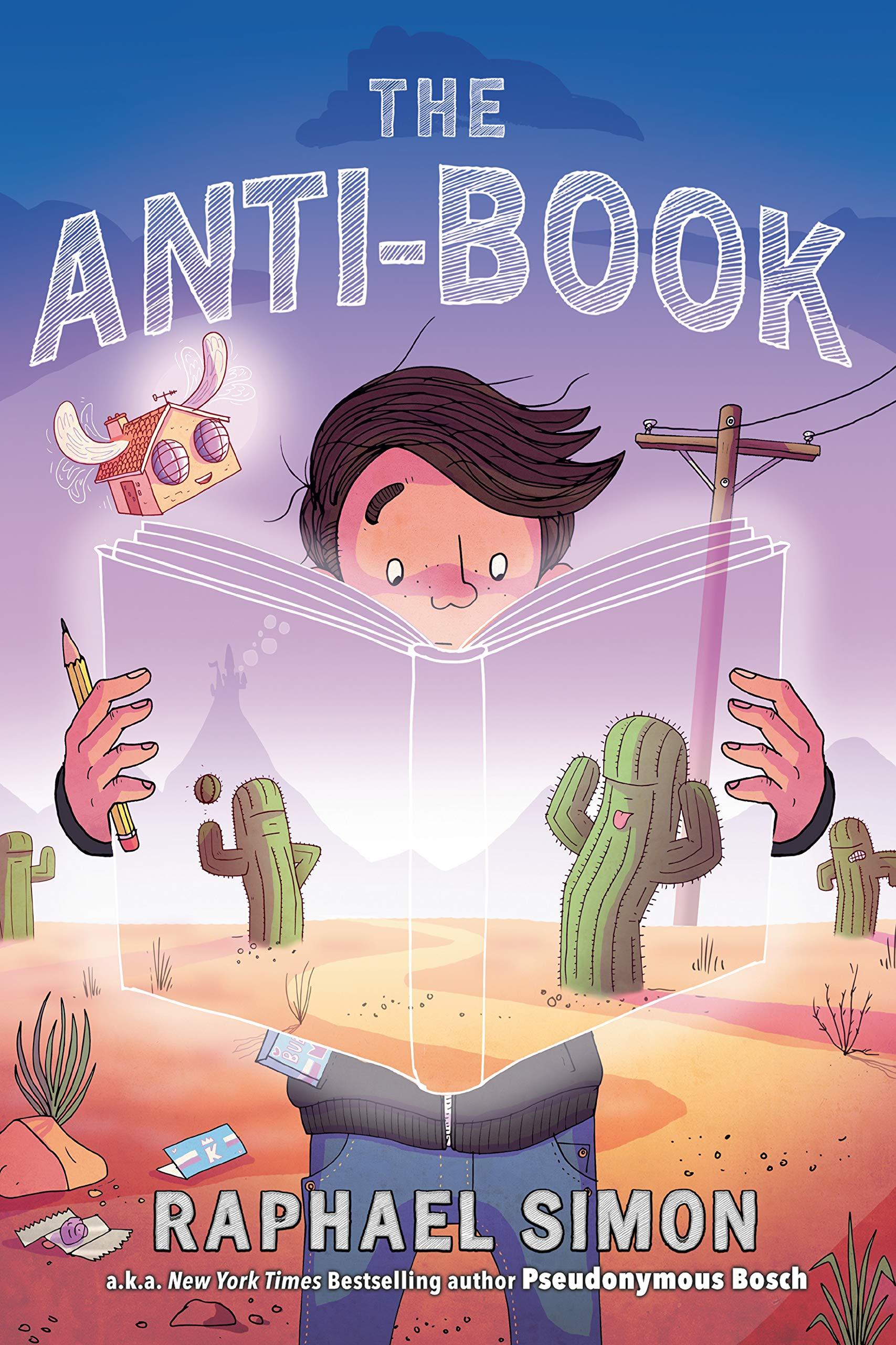 The Anti-Book: Simon, Raphael: 9780525552413: Amazon.com: Books