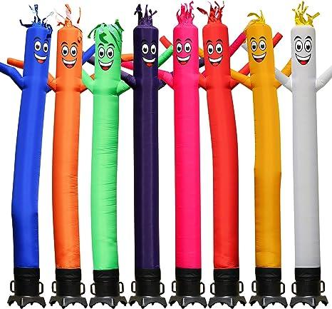 Amazon.com: Sky Dancers - Juego completo de tubos hinchables ...