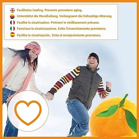 Qualnat, Vitamina C Ayuda a Aumentar las Defensas, Alto Contenido en Antioxidantes, 120 Comprimidos: Amazon.es: Salud y cuidado personal
