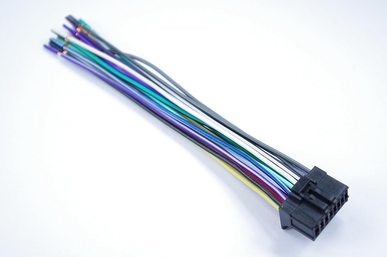 Pioneer Avh P4000dvd Wiring Diagram Color
