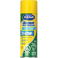 Dr. Scholl's Odour Destroyers All day Spray Powder 133 g