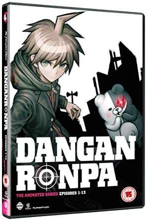 Danganronpa The Animation Complete Season Collection DVD NTSC