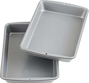 Wilton Recipe Right Oblong Pan 2-Pack Assorted
