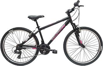 New Star 115EM003A - Bicicleta BTT Aluminio TX30 para Mujer: Amazon.es: Deportes y aire libre