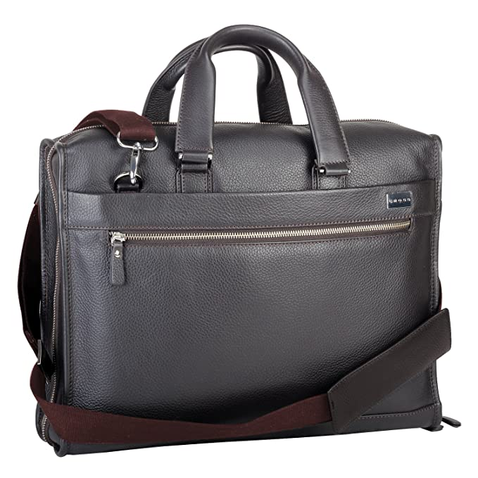 Cross Coffee Softsided Briefcase (AC021005N-2) Briefcases at amazon