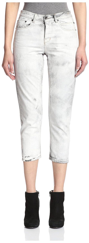 Rick Owens DRKSHDW Women's Berlin Cropped Jeans
