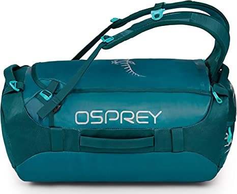 Osprey Transporter 65 Durable Duffel Travel Pack with Harness Mixte