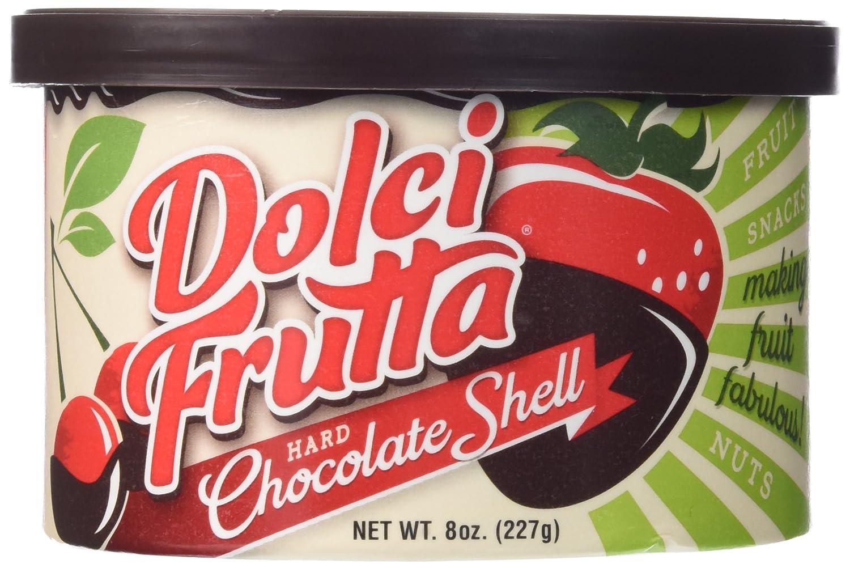 Dolci Chocolate duro Shell Frutta – 4 8oz. Contenedores ...