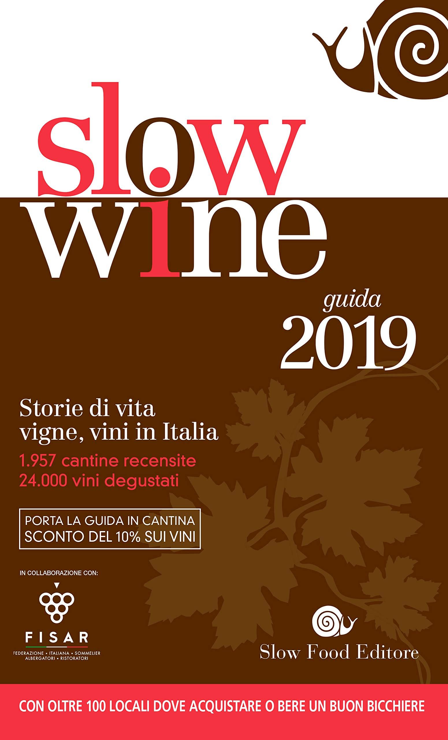 Risultati immagini per slow wine 2019