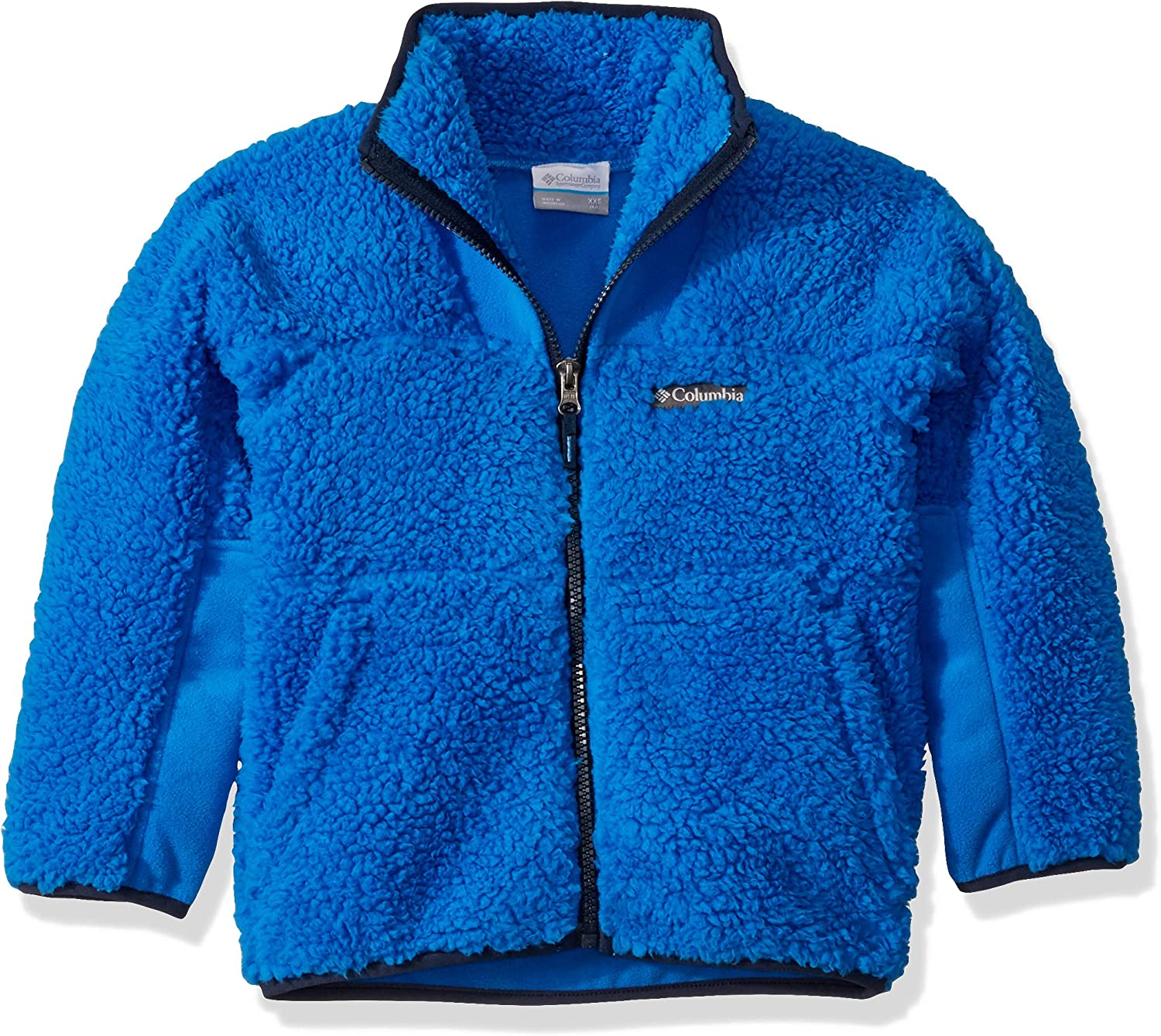 Columbia Youth Winter Pass Sherpa Full Zip Jacket Winter Fleece