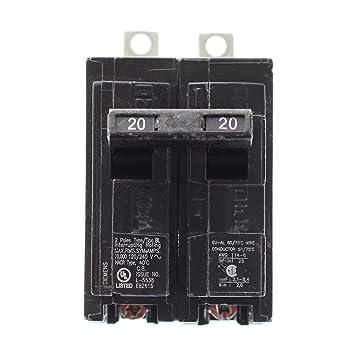 B220 type bl breaker by siemens circuit breakers amazon b220 type bl breaker by siemens keyboard keysfo Choice Image