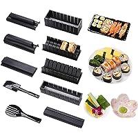 Sushi Maker kit 10pcs 5 Formas únicas