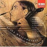 DEBUT - Alisa Weilerstein & Vivian Hornik Weilerstein ~ Works for Cello and Piano