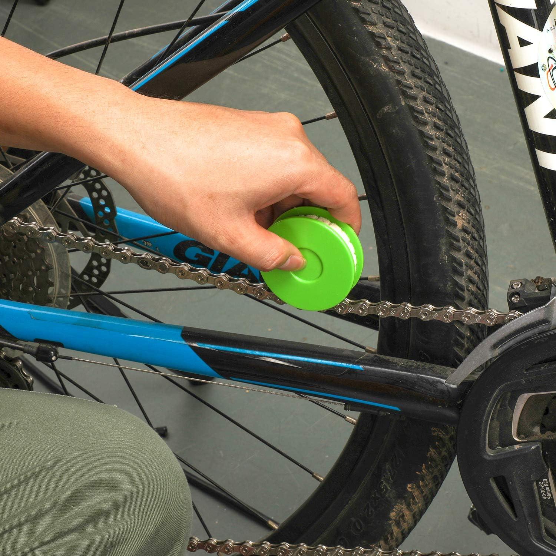 Oumers - Herramienta lubricante para cadenas de bicicleta ...