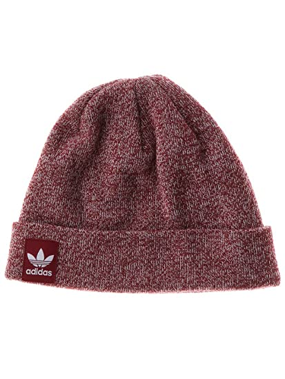 e71a205fde9 Image Unavailable. Image not available for. Color  adidas Originals Rib  Logo Beanie ...