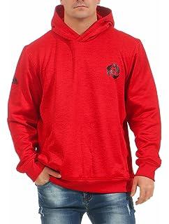 adidas Damen Fleece Climacool Kapuzen Sweatshirt, Carbon