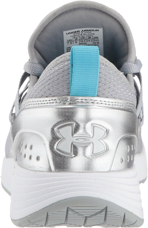 Women/'s Fitness Shoes Fitness Shoes 4.5 UK Black Black//metallic Steel//black Under Armour Ua W Breathe Trainer 38 EU