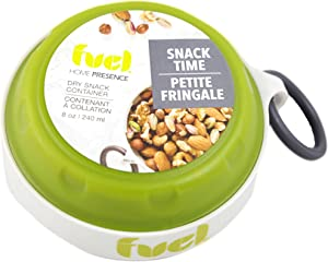Trudeau, Container Snack Fuel Uno
