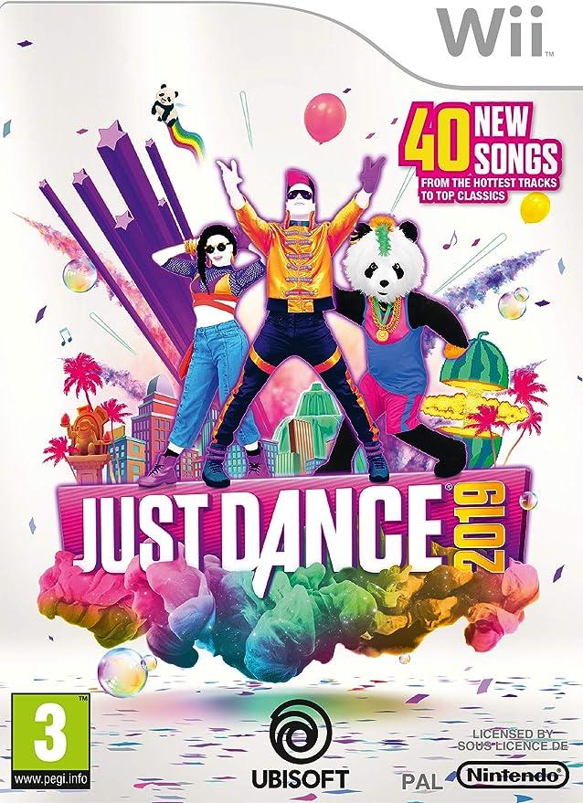 Ubisoft Just Dance 2019 Básico Nintendo Wii Inglés vídeo - Juego ...