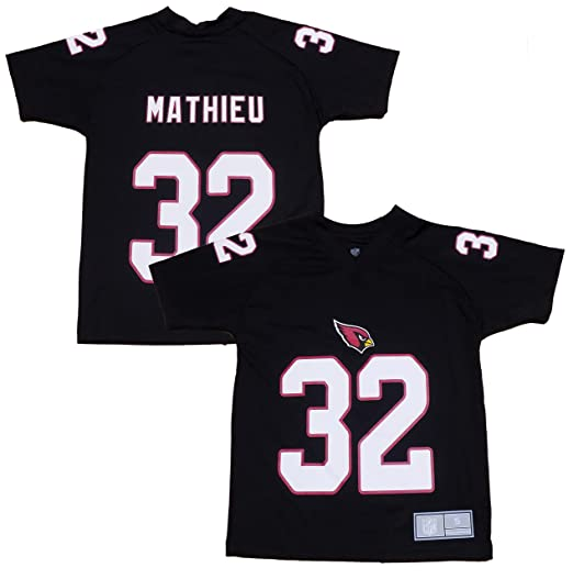 wholesale dealer c8b86 2dd60 Amazon.com: Arizona Cardinals Tyrann Mathieu Black Youth ...