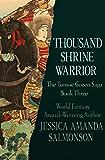 Thousand Shrine Warrior (The Tomoe Gozen Saga Book 3)