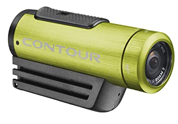 Amazon.com : Contour ROAM2 Waterproof Video Camera (Green ...