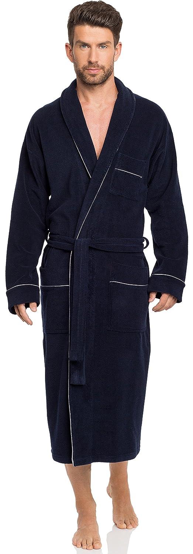 Timone Albornoz de Terciopelo Vestidos de Casa Hombre 274