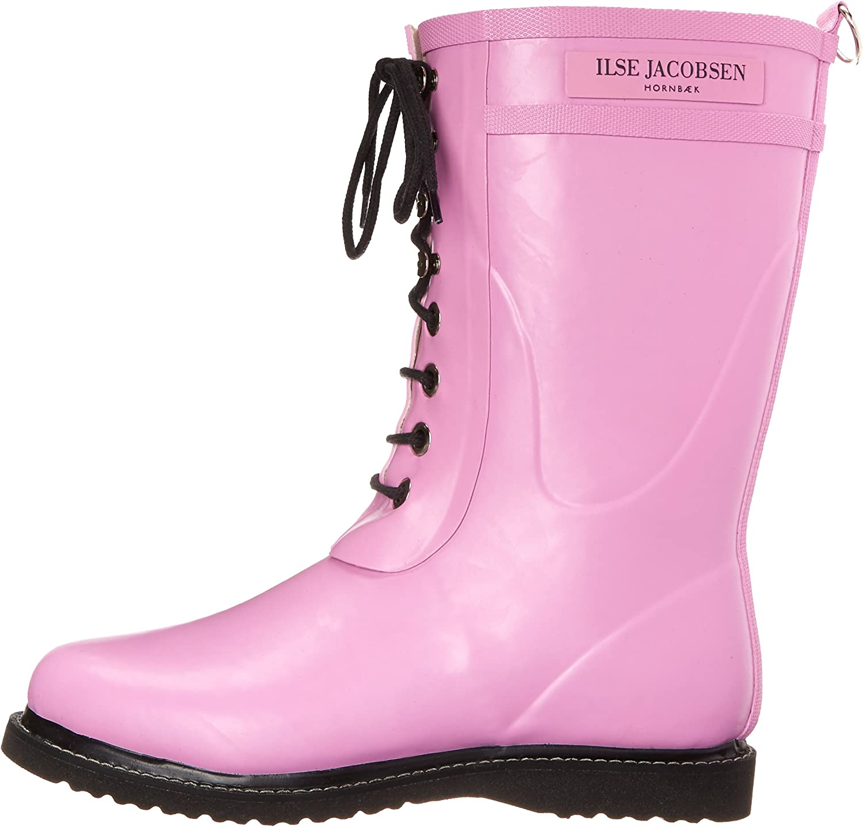ILSE JACOBSEN Womens Rub 15 Rain Boot