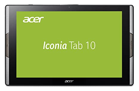 Acer Iconia Tab 10 A3-A50 25,7 cm (10,1 Zoll Full-HD IPS) Tablet (Mediatek Hexa-Core Prozessor, 4GB RAM, 64GB eMMC, Android 7